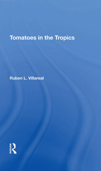 Tomatoes In The Tropics book cover