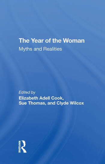 The Year Of The Woman Myths And Realities book cover