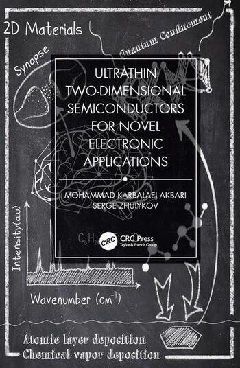 Ultrathin Two-Dimensional Semiconductors for Novel Electronic Applications book cover