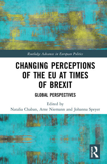 Changing Perceptions of the EU at Times of Brexit Global Perspectives book cover
