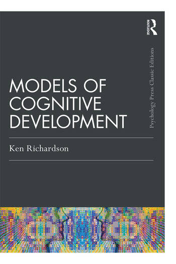 Models Of Cognitive Development book cover