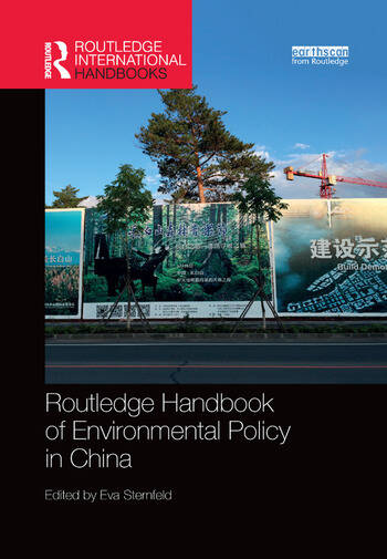 Routledge Handbook of Environmental Policy in China book cover