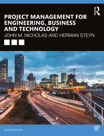 Project Management for Engineering, Business and Technology book cover