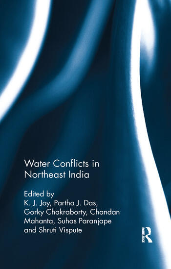 Water Conflicts in Northeast India book cover