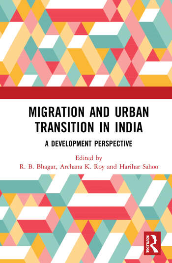 Migration and Urban Transition in India A Development Perspective book cover