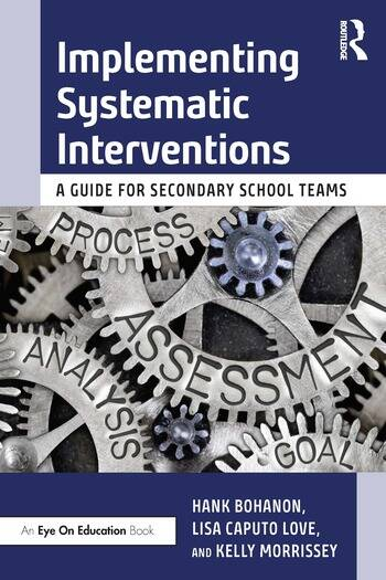 Implementing Systematic Interventions A Guide for Secondary School Teams book cover