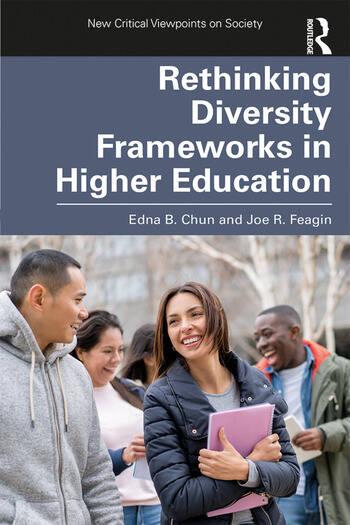 Rethinking Diversity Frameworks in Higher Education book cover