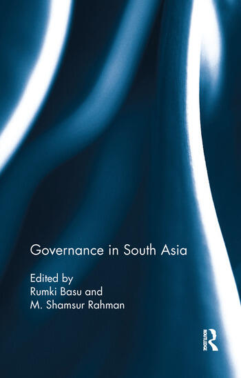 Governance in South Asia book cover