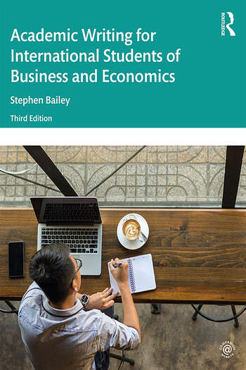 Academic Writing for International Students of Business and Economics book cover