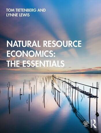 Natural Resource Economics: The Essentials book cover