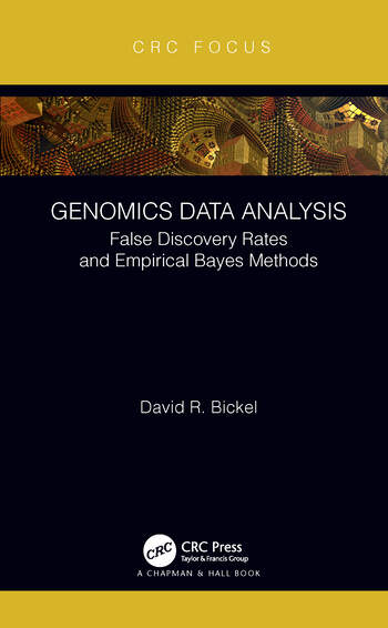 Genomics Data Analysis False Discovery Rates and Empirical Bayes Methods book cover