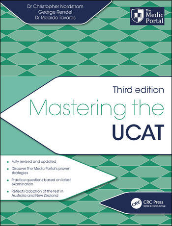 Mastering the UCAT, Third Edition book cover