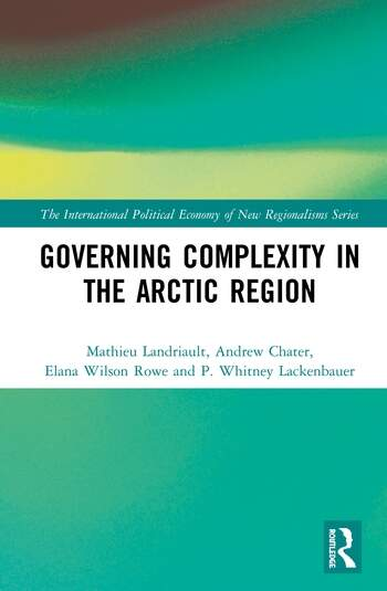 Governing Complexity in the Arctic Region book cover