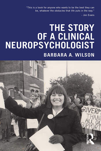 The Story of a Clinical Neuropsychologist book cover