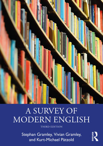 A Survey of Modern English book cover