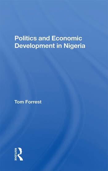 Politics And Economic Development In book cover