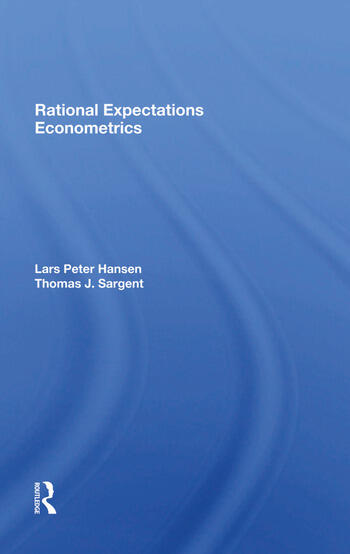 Rational Expectations Econometrics book cover
