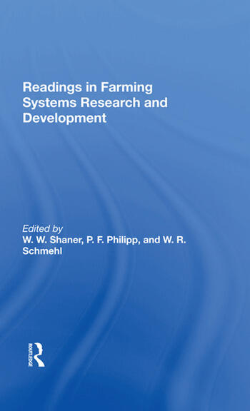 Readings In Farming Systems Research And Development book cover