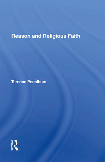 Reason And Religious Faith book cover