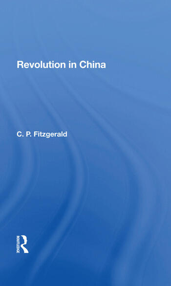 Revolution In China book cover
