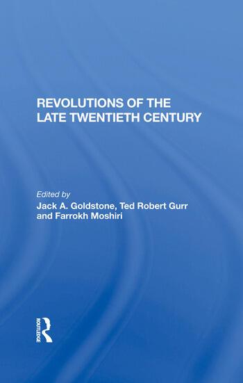 Revolutions Of The Late Twentieth Century book cover