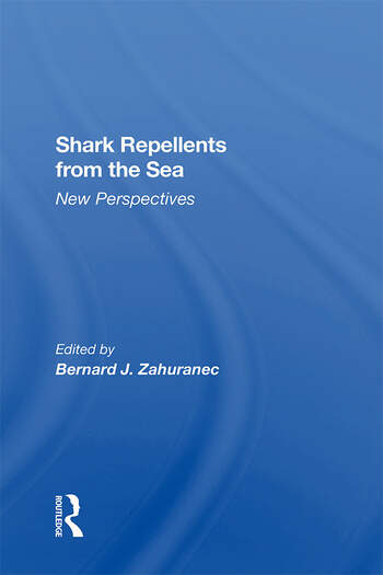 Shark Repellents From The Sea New Perspectives book cover