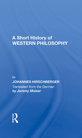 Short History W Philosoph book cover