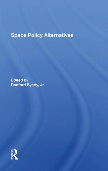 Space Policy Alternatives book cover
