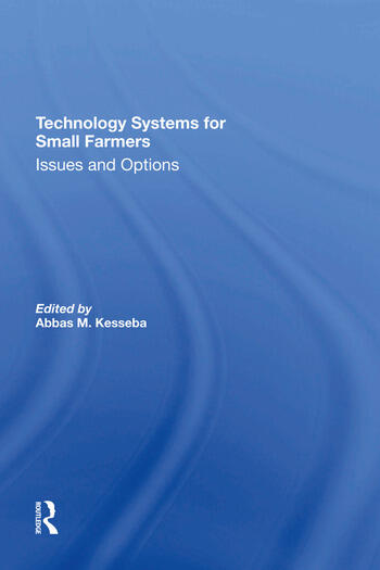 Technology Systems For Small/spec Sale O Issues And Options book cover