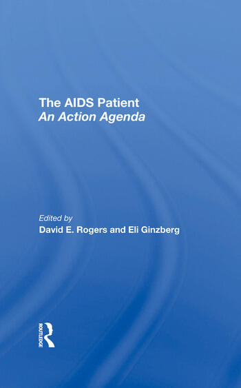 The Aids Patient An Action Agenda book cover