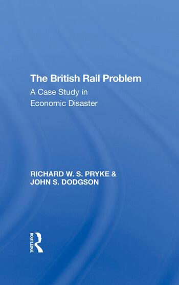 The British Rail Problem book cover