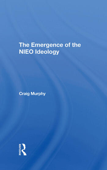 The Emergence Of The Nieo Ideology book cover