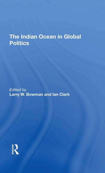 The Indian Ocean In Global Politics book cover