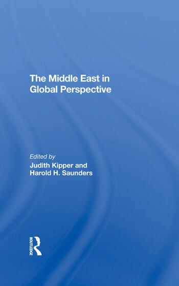 The Middle East In Global Perspective book cover