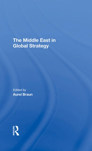 The Middle East In Global Strategy book cover