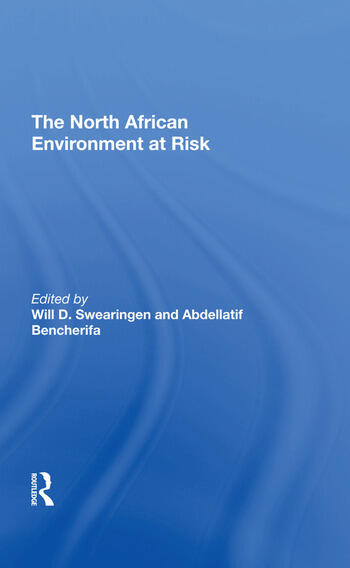 The North African Environment At Risk book cover