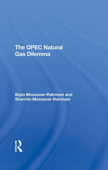 The Opec Natural Gas Dilemma book cover