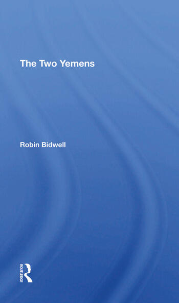 The Two Yemens book cover