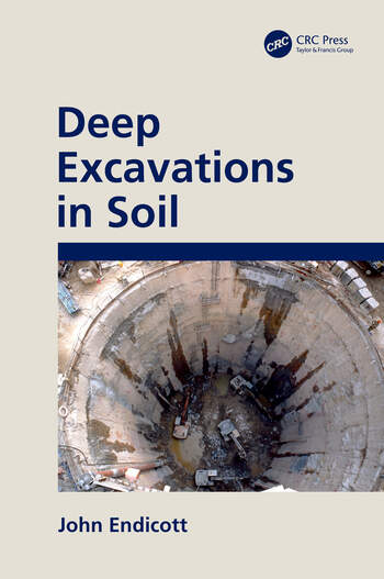 Deep Excavations in Soil book cover