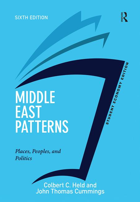 Middle East Patterns, Student Economy Edition Places, People, and Politics book cover