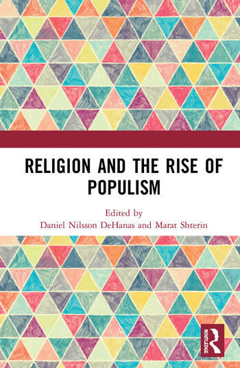 Religion and the Rise of Populism book cover