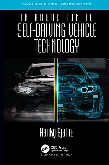 Introduction to Self-Driving Vehicle Technology book cover