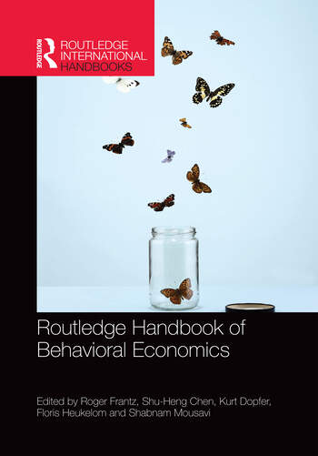 Routledge Handbook of Behavioral Economics book cover