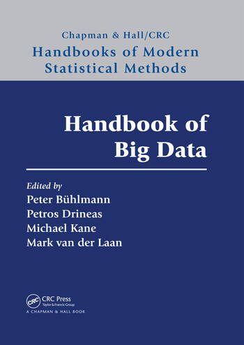 Handbook of Big Data book cover