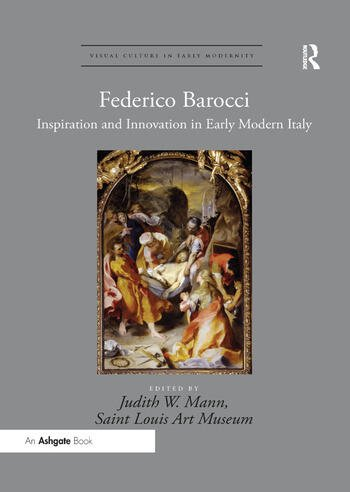 Federico Barocci Inspiration and Innovation in Early Modern Italy book cover