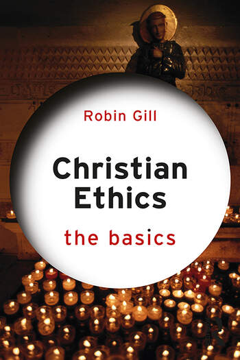 Christian Ethics: The Basics book cover