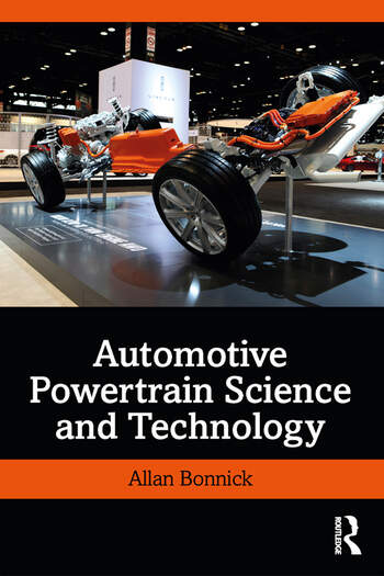 Automotive Powertrain Science and Technology book cover