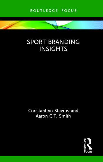 Sport Branding Insights book cover