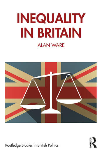 Inequality in Britain book cover