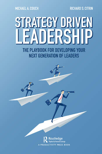 Strategy-Driven Leadership The Playbook for Developing Your Next Generation of Leaders book cover